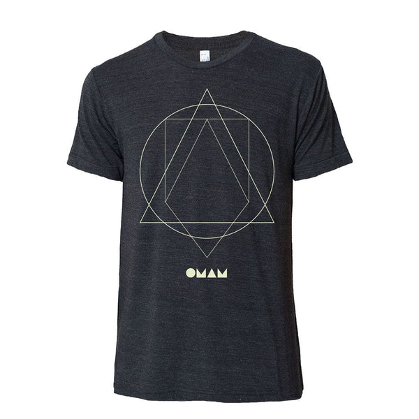 Crystals Logo Men's T-Shirt - Of Monsters and Men Official Store - 1