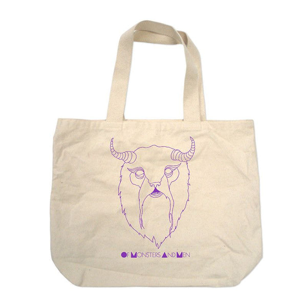 OMAM #3 Tote Bag - Of Monsters and Men Official Store