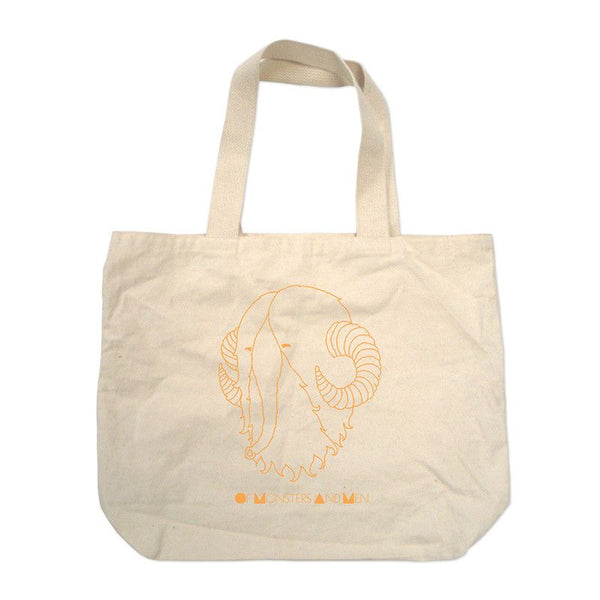 OMAM #4 Tote Bag - Of Monsters and Men Official Store
