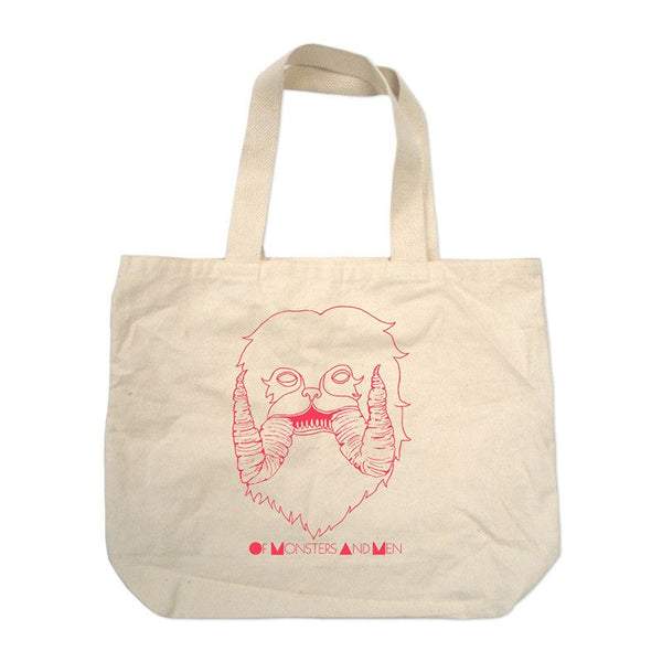 OMAM #6 Tote Bag - Of Monsters and Men Official Store