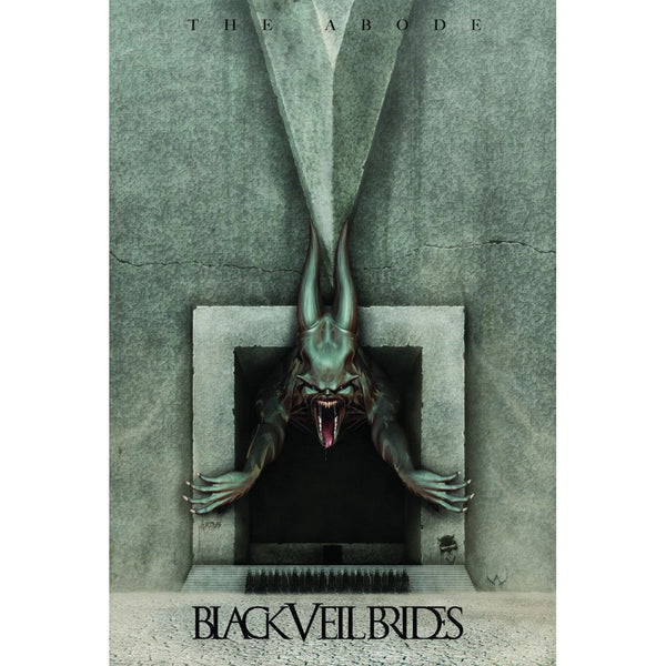 Shadow Demon Print - Black Veil Brides Official Store