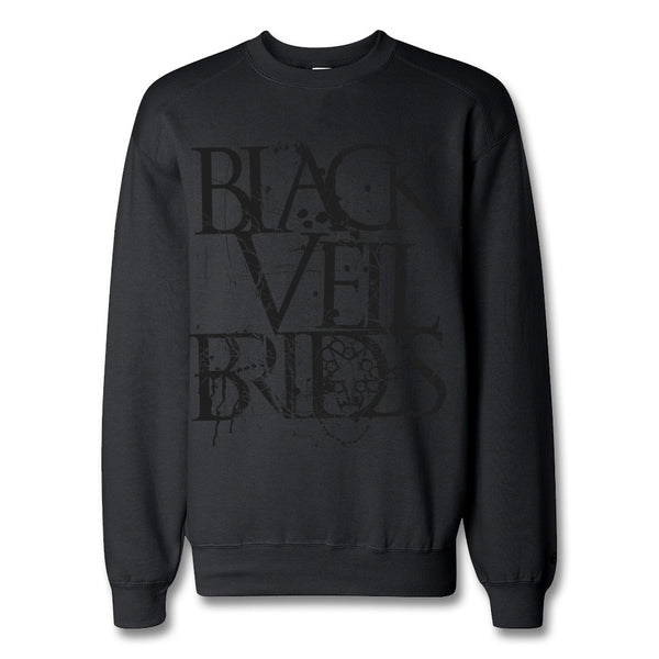 BVB Black Crewneck - Black Veil Brides Official Store