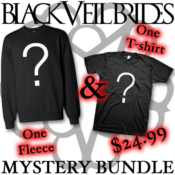 Mystery Bundle - T-shirt & Fleece