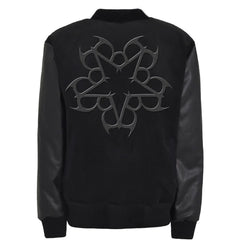 Pentacharm Class Letterman Jacket - Black Veil Brides Official Store - 2