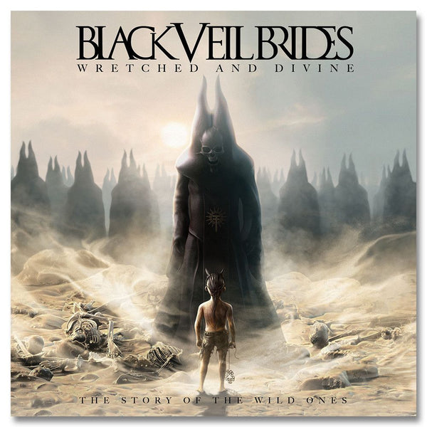 Wretched & Divine - CD - Black Veil Brides Official Store