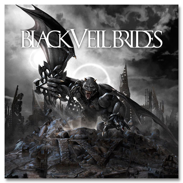 Black Veil Brides IV CD - Black Veil Brides Official Store