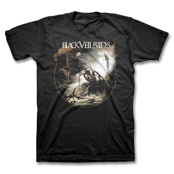 Winged Legion T-shirt - Black Veil Brides Official Store - 1