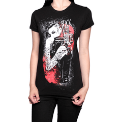 Inferno Women's T-shirt - Black Veil Brides Official Store - 1