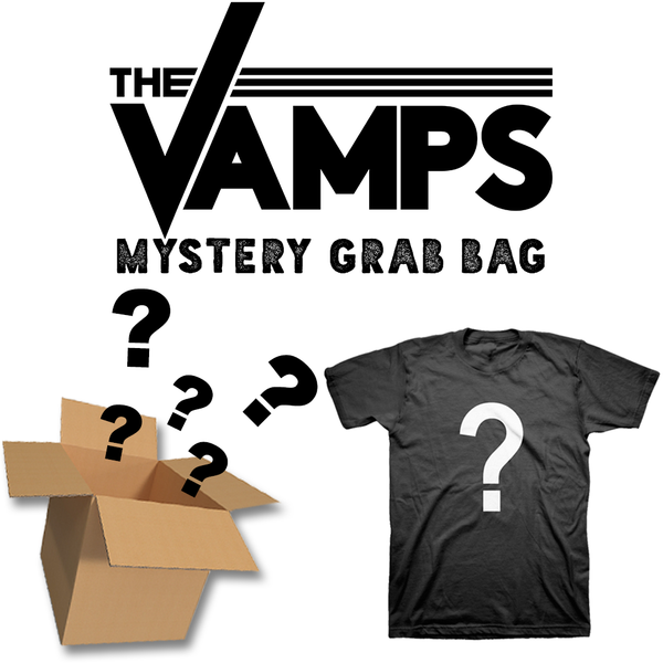 Mystery Bundle - The Vamps Official Online Store