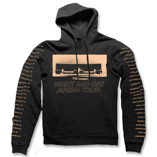 Live Tour Pullover Hoodie