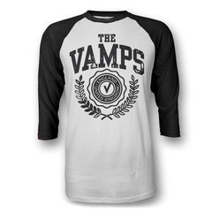 Athletic Raglan Shirt - The Vamps Official Online Store - 1