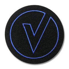 Embroidered V Logo Patch - The Vamps Official Online Store - 2