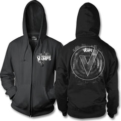 Stamped Zip Hoodie - The Vamps Official Online Store - 1