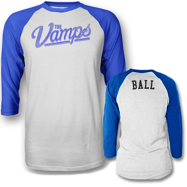 Team Ball Raglan T-shirt - The Vamps Official Online Store - 1