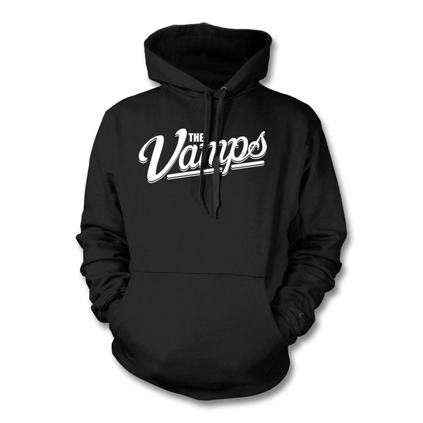 Team Vamps Pullover Hoodie - Black - The Vamps Official Online Store - 1