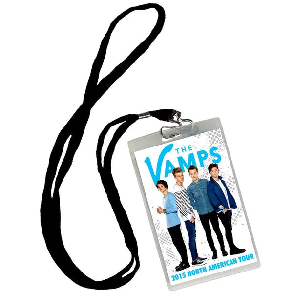 2015 North American Tour Laminate - The Vamps Official Online Store