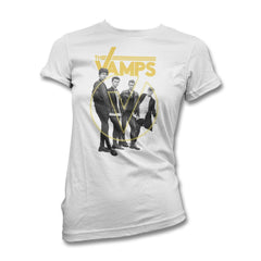 Grouped Photo T-shirt - Women's - The Vamps Official Online Store - 1