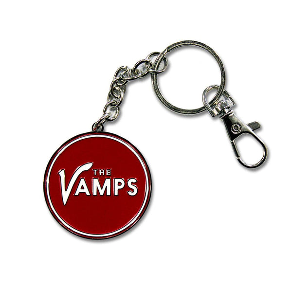 Red Logo Keychain - The Vamps Official Online Store