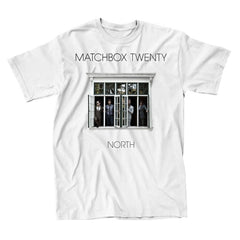 North Cover T-shirt - Matchbox 20 Official Store - 1