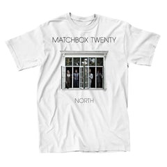 North Cover Slim T-shirt - Matchbox 20 Official Store - 1
