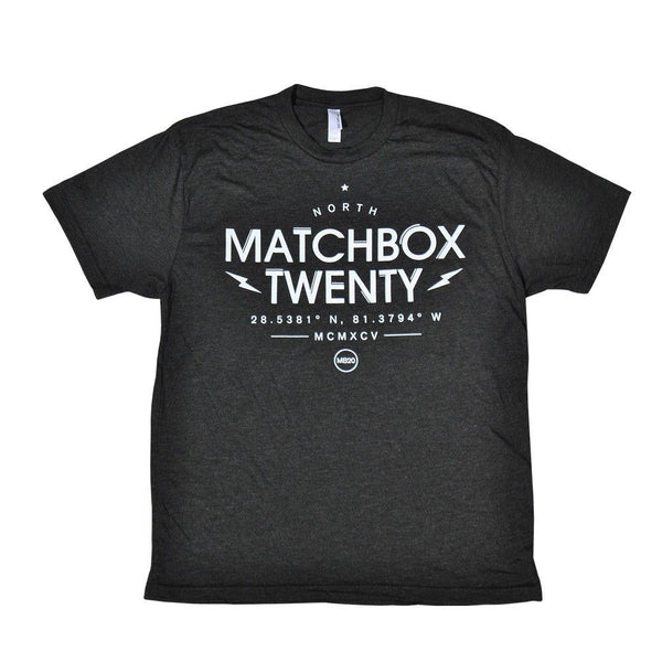Electric T-shirt - Matchbox 20 Official Store - 1