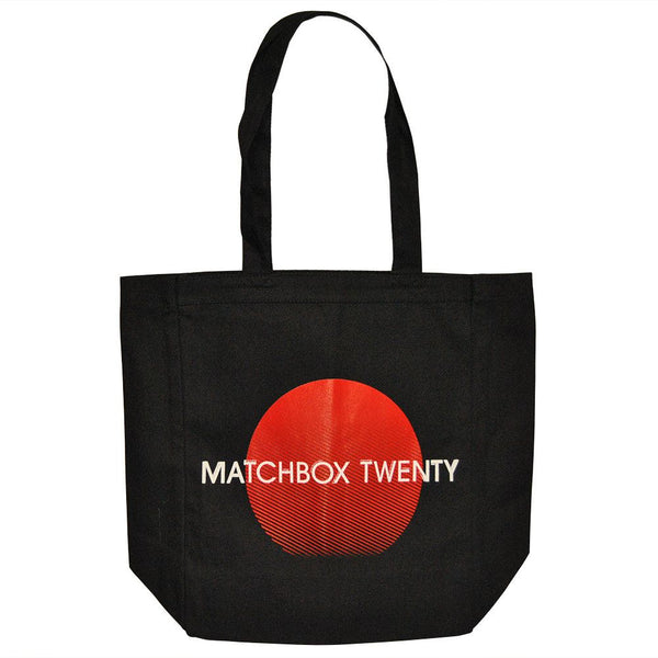 Totally Red Sun Tote Bag - Matchbox 20 Official Store