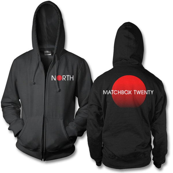 Big Red Sun Hoodie - Matchbox 20 Official Store - 1