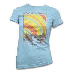 Road North T-shirt - Women's - Matchbox 20 Official Store - 1