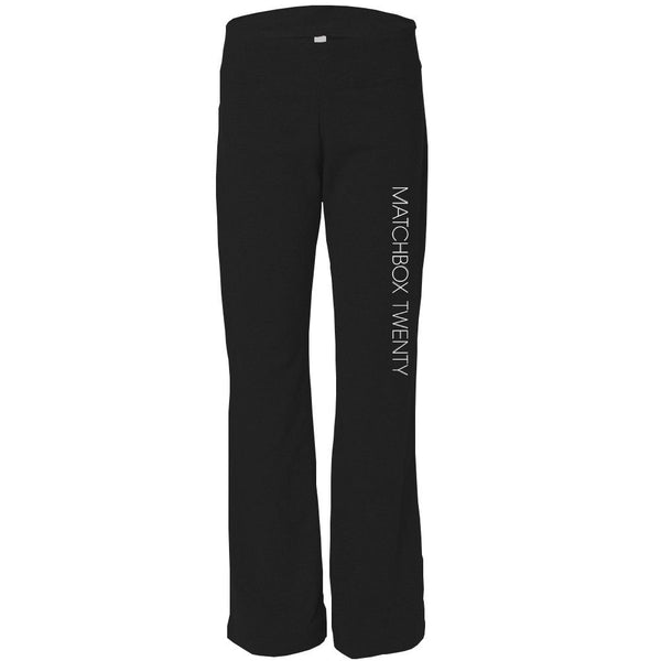 Women's Yoga Pants - Matchbox 20 Official Store