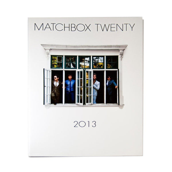 Summer 2013 US Tour Book - Matchbox 20 Official Store
