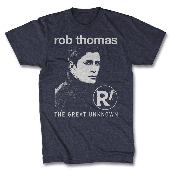 Monotone Photo T-shirt - Rob Thomas Official Store
