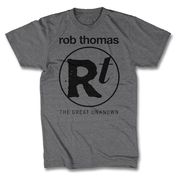 The Great Unknown T-shirt - Men's - Rob Thomas Official Store