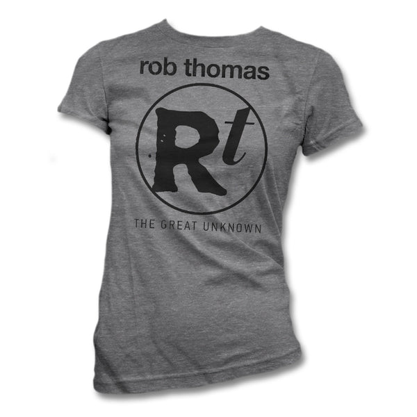 The Great Unknown T-shirt - Women's - Rob Thomas Official Store