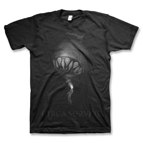 Black On Black On Letting Go T-Shirt
