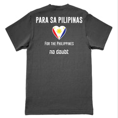 For the Philippines Tee - No Doubt Online Store - 2
