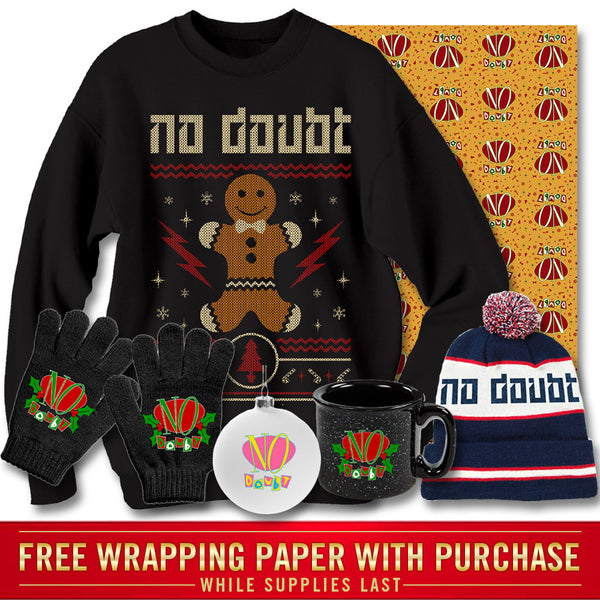 Official No Doubt Deluxe Winter Bundle