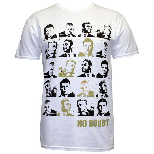 Tiles Men's Basic Tee - No Doubt Online Store - 1