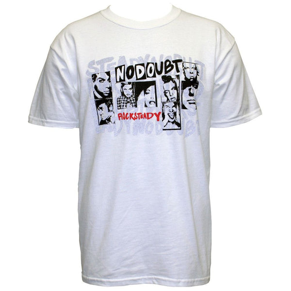 Punk Steady Men's Tee - No Doubt Online Store - 1