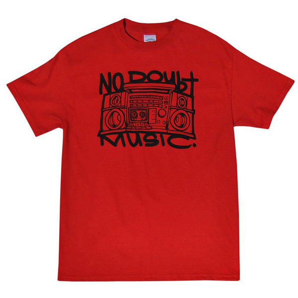 Boom Box Men's Tee - No Doubt Online Store - 1