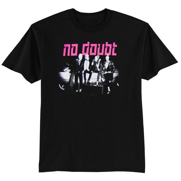 Push and Shove Photo Men's Tee - No Doubt Online Store - 1