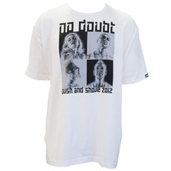 Push and Shove Gibson Tee - No Doubt Online Store - 1