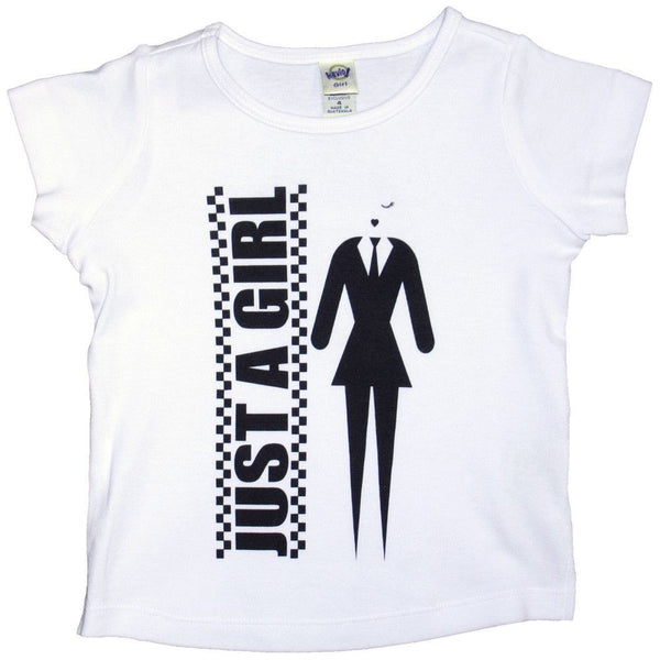 Just A Girl Toddler Tee - No Doubt Online Store