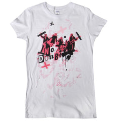 Cut & Paste Ladies Tee - No Doubt Online Store - 1
