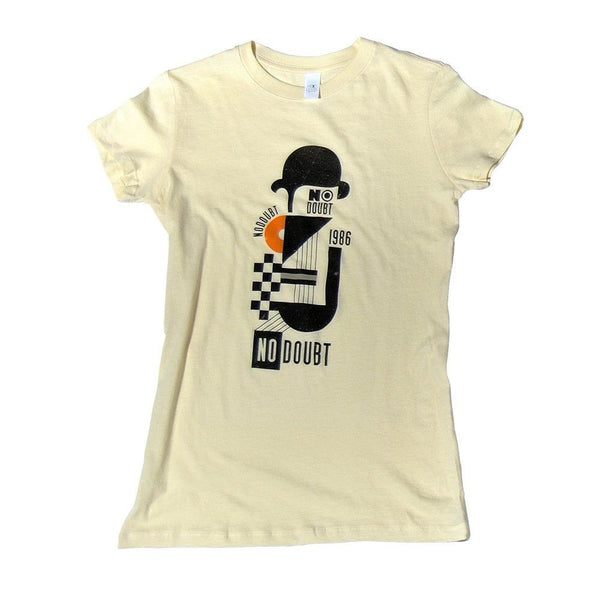 Modern Movement Ladies Tee - No Doubt Online Store - 1
