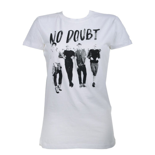 Rooftop Ladies Tee - No Doubt Online Store - 1