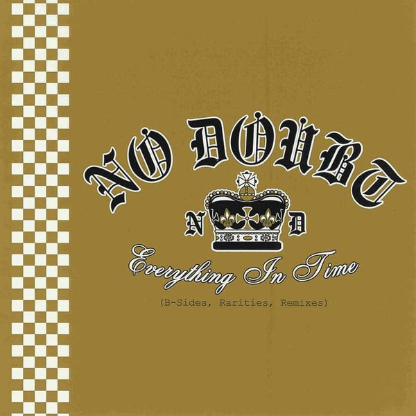 Everything in Time CD - No Doubt Online Store