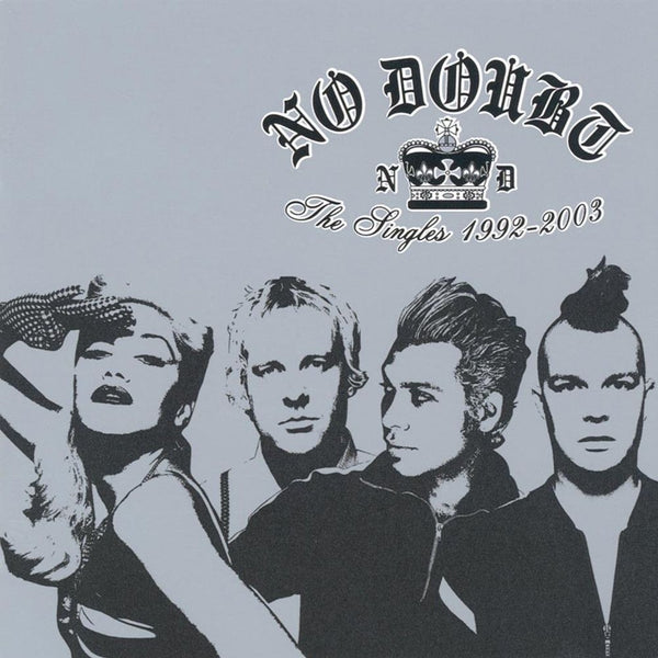 The Singles 1992-2003 CD - No Doubt Online Store