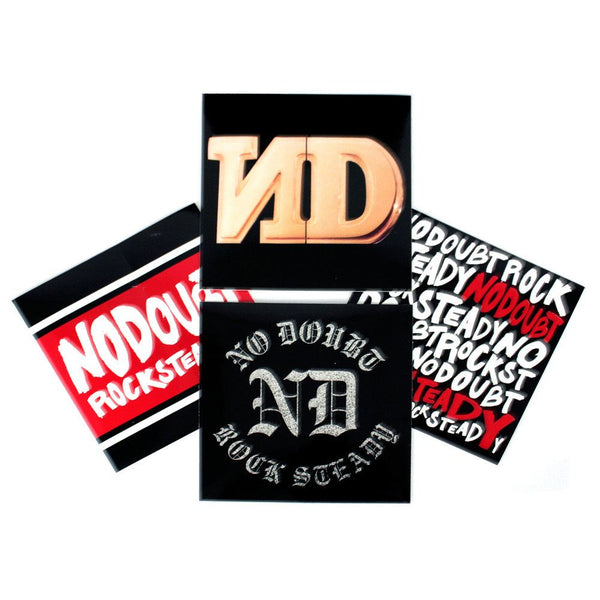 Rock Steady Sticker Pack - No Doubt Online Store