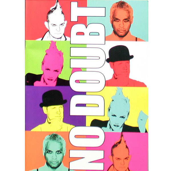 Summer 2009 Tour Program - No Doubt Online Store