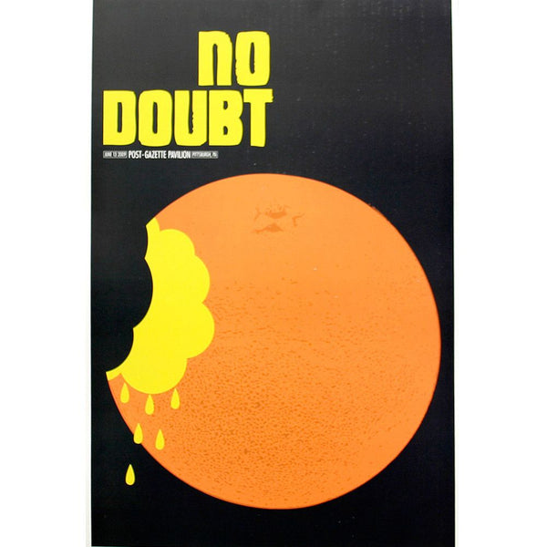 Pittsburgh Show Poster - No Doubt Online Store